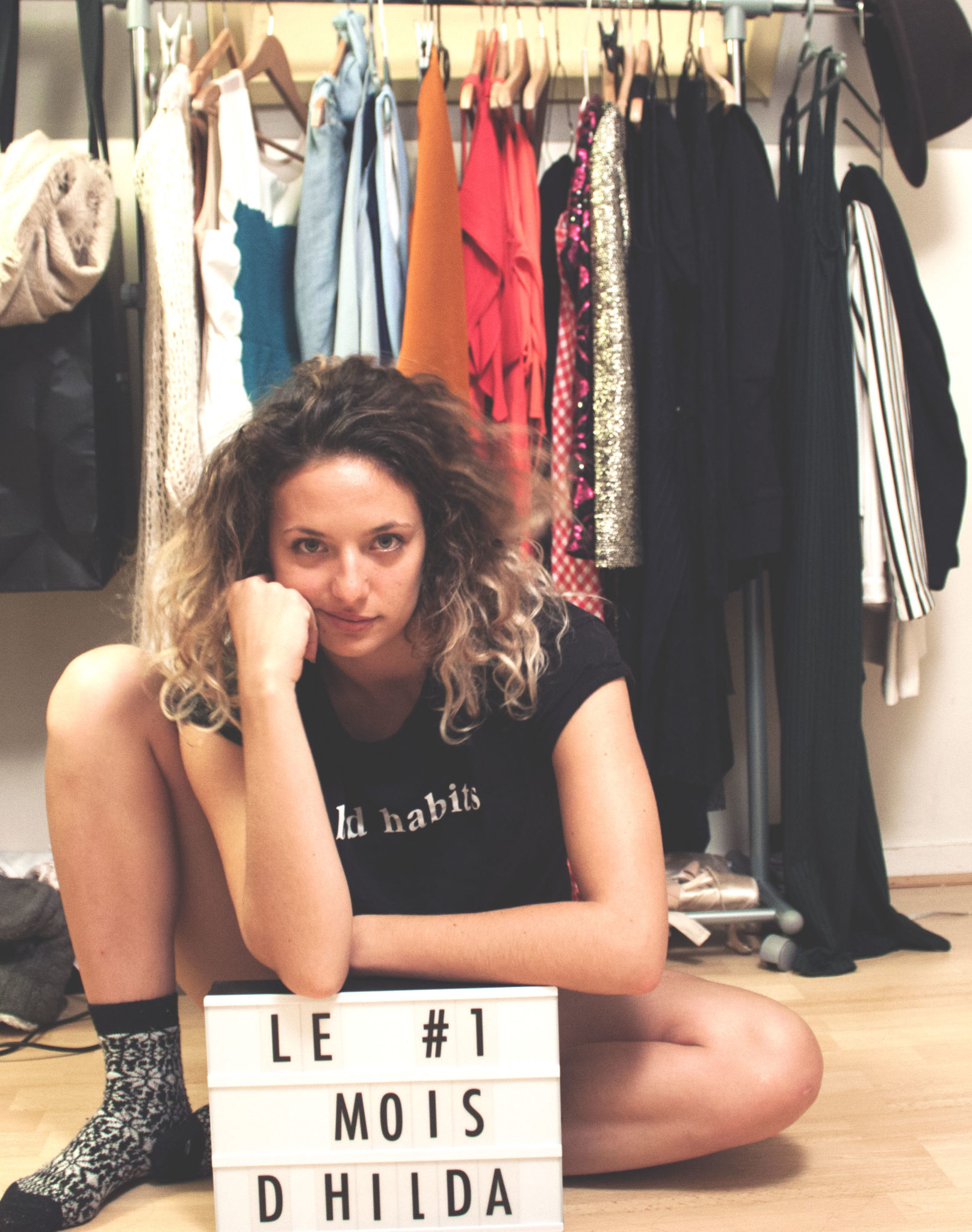 #01 Le mois d'Hilda  un mois dans la vie d'une danseuse