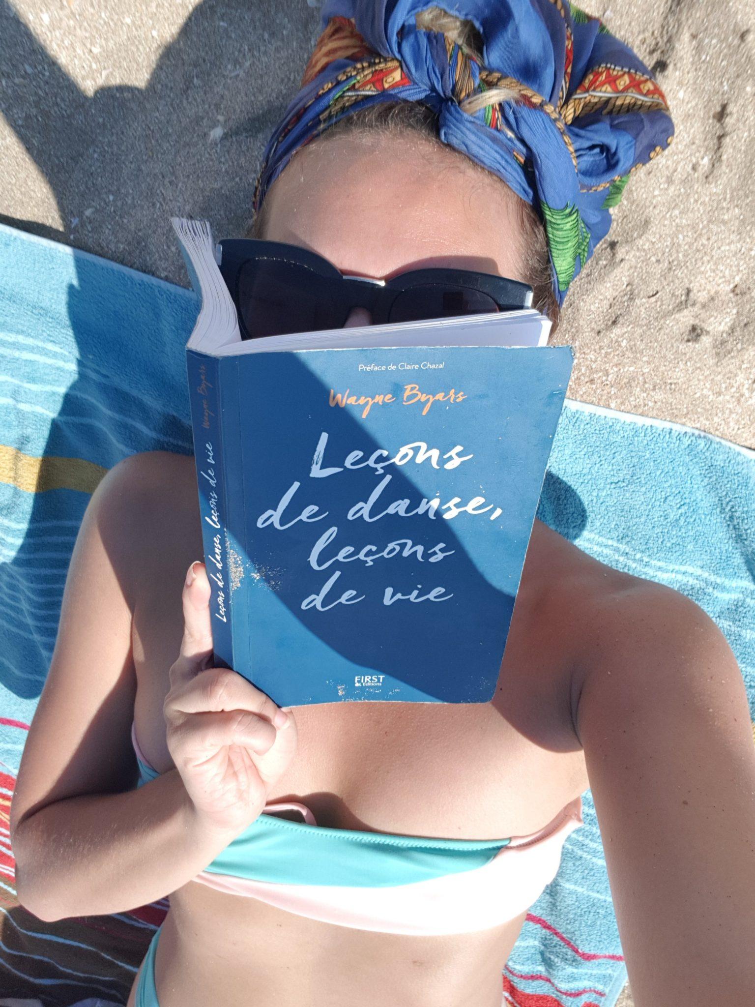 """Le livre """" leçons de danse, leçons de vie"""" de Wayne Byars.  est à lire absolument"""