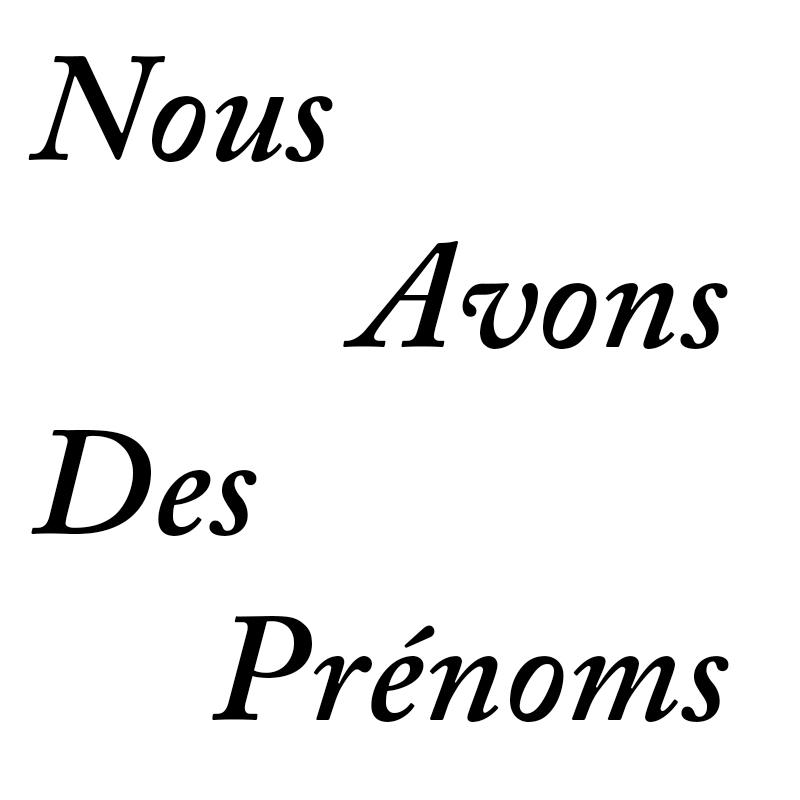 Lettre ouverte des danseuses et danseurs  «Nous avons des prénoms»