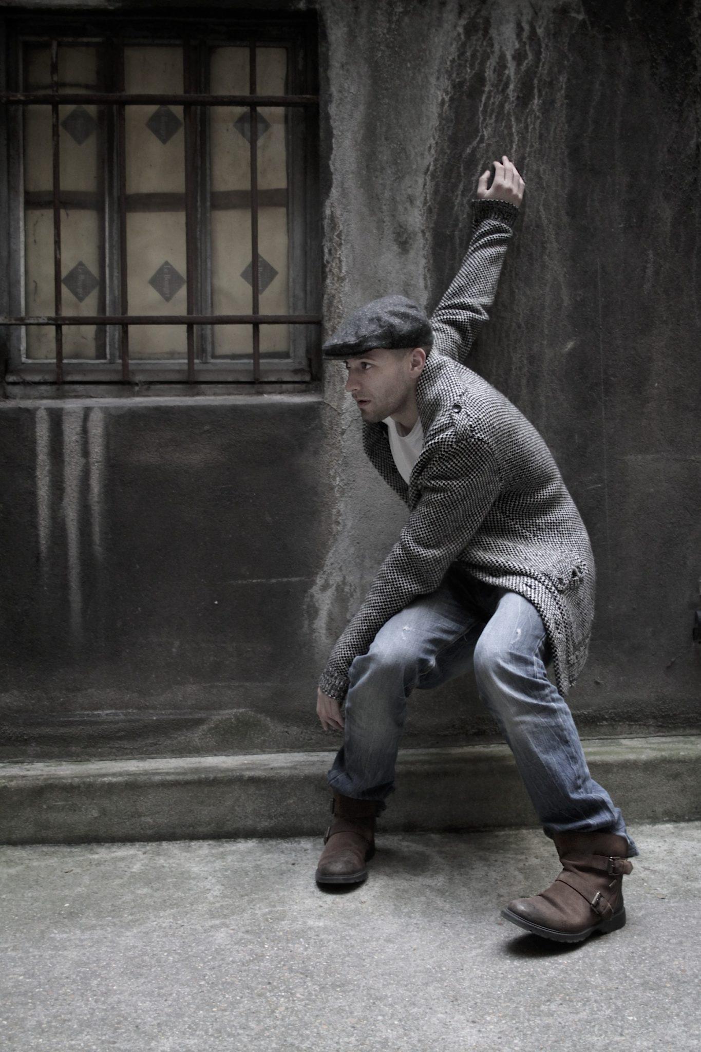 9 questions à Gianluca Falvo  danseur et chorégraphe à connaitre